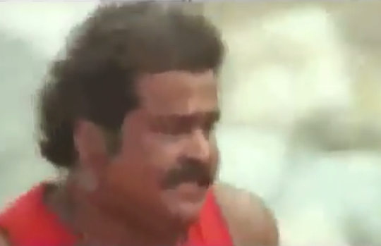 Mohanlal in kalippu song