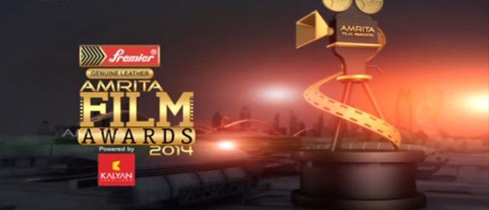 Amrita TV serial Amrita Film Awards 2014
